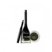 Veana Mineral Line Perfect Gel Eyeliner Green Pack of 1 x 3 g by Veana
