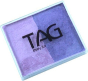 TAG 2 Colour Split Cake - Pearl Purple and Pearl Lilac