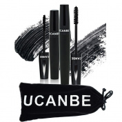 Ucanbe Eye Lashes Fibre Mascara Set