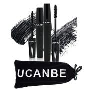 Ucanbe Eye Lashes Fibre Mascara Set