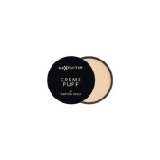 3 x Max Factor, Creme Puff Face Powder 21g, 53 Tempting Touch by Proctor and Gamble