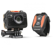 Emoonland SOOCOO S70 2K HD 170 Degree Wide Angle Anti-Shake Waterproof Sports DV WIFI Diving Action Camera with Remote Controller