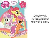My Little Pony Sticker Book & Activity Pad
