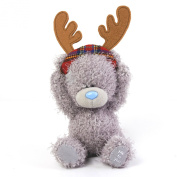 Me To You 10cm Tatty Teddy Wearing Antlers
