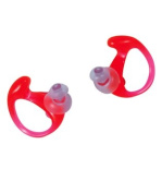 JBL Hydro Seals Vented Preformed Protective Earplugs Aqua Ear Plugs For Scuba and Free Diving, LARGE