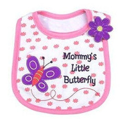 BuyHere Unsexy Baby Cute Animal Bib,Butterfly