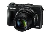 Canon PowerShot G1X Mark II Camera - Black (12.8 MP, 5x Optical Zoom) 7.6cm Touch Screen