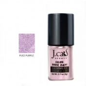 2 Pack J. Cat Shimmery Powder 131 Puce Purple