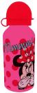 Disney Aluminium Minnie's Day Out Sports Bottle, Multi-Colour