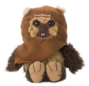 Star Wars Beans Collection Wicket W. Warrick Ewok Stuffed Toy Seated Height Approx. 13cm