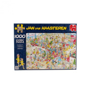 Jan van Haasteren - The Winter Fair Jigsaw Puzzle