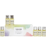 Six Blissful Nights in Bath & Shower Oil Collection 6 x 5ml by NEOM