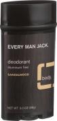Every Man Jack Body Deodorant - Sandalwood - Aluminium Free - 90ml