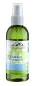 Corpore Sano Natural Deodorant Spray Linden & Sage-CERTIFIED ORGANIC-NO PARABENS, ALUMINIUM OR TRICLOSAN-150 ml/5 fl oz