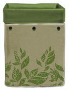 GREEN LEAF FRAGRANCE WARMER - WAX MELTER by Boulevard