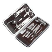 Sannysis 12pcs Set Nail Care Manicure Pedicure Cuticle Clippers Tool Kit