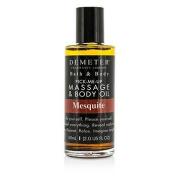 Demeter Mesquite Massage & Body Oil 60ml/2oz