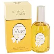Berdoues Musc Ylang Ylang by Berdoues Eau De Parfum Spray 110ml for Women
