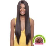 Janet Collection Super Flow Deep Part Lace Wig - DAVISA 70cm - OET1B/SILVER