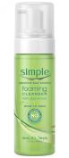 Simple Facial Cleanser, Foaming 150ml