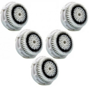 Maeline® Replacement Brush Head for Sensitive Cleansing & Delicate Skin (GENERIC) - 5pc Pack