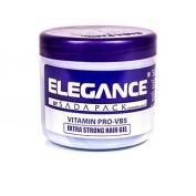 Elegance Gel Medium Hold (Extra Strong Protection) (500ml/17.6oz) by Elegance Plus