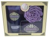 Aromas Artesanales De Antiqua Luxury Gift Collection 3 Pc Set - Lavender & Chamomile