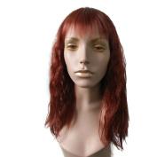 Namecute Women Long Synthetic Wavy Wig