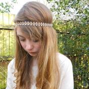 A & c Fashion Cute Heart-shaped Headband for Women.