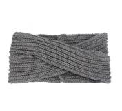 Wiipu Knitted Twisted Headband Ear Warmer Head Wrap Headband