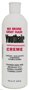 Clubman Youthair Creme for Men and Women Natural Colour Gradually 470ml