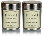 Khadi Herbal Nut Brown Henna- Natural Hazel - 150 ml