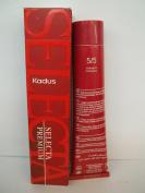 Kadus Selecta Premium Permanent Cream Hair Colouring Cream - 60ml Tube -5/5 Mahogany