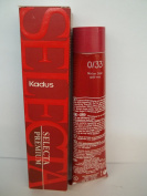 Kadus Selecta Premium Permanent Cream Hair Colouring Cream - 60ml Tube - 0/33 Gold-Mix