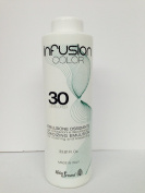 Helen Seward Infusion Colour Oxidising Emulsion 30 Developer for Colouring and Bleaching 1000ml