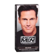 Just For Men Hair Colour, Real Black H-55
