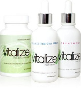Vitalize Hair 3 Part Stimulating System Redensyl