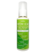 EcoHerbs Neem Leaf Organics Serum Plus For Hair Growth & Hair Loss/Hair Thinning, Premature White/Grey/Grey Hair Green- 120Ml