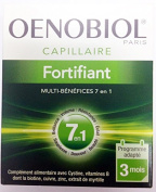Oenobiol Fortifiant Fortifying Hair & Nail Capsules - 3 Months - 180 Tablets