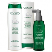 Lanza Healing Haircare Nourish Anagen 7 System 3 Step Starter Kit by Lanza healing haircare