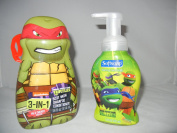 TMT Raphael Body 3-in-1 Body Wash Shampoo and Conditioner with TMT Foaming Hand Soap