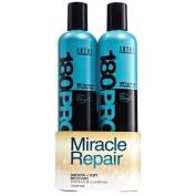 Zotos 180 Pro Smooth & Soft Recovery Shampoo & Conditioner Holiday Set - 350ml