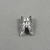 10 Pieces Earrings Ear Earring Supplies Hooks Stud Cuff Clip Punk XF213A Butterfly