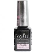 Gel II Soak-Off Gel Polish, American French Pink, 15ml