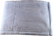 Iddy Kiddy Mink Touch Baby Blanket. B1005 Blue