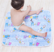 Cotton Cloth Waterproof Cartoon Reusable Baby Infant Urinal Pad Cover/mat/mattress Pad Nappy Changing Table Pads