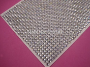 1sheet 5mm Ab Clear Colour Sheet Design Crystal Sticker