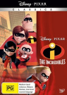 The Incredibles [Region 4]