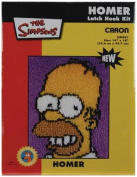 The Simpsons Latch Hook Kit 36cm x 46cm Homer