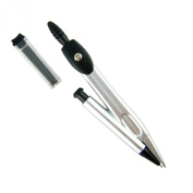 Daiso Japan Compass Mechanical Pencil with Extra Leads Box Set